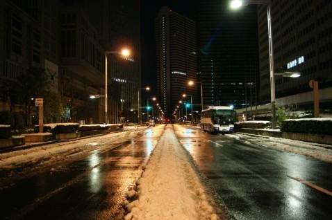 西新宿都庁前