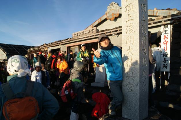 登って分かった富士山の10のこと。