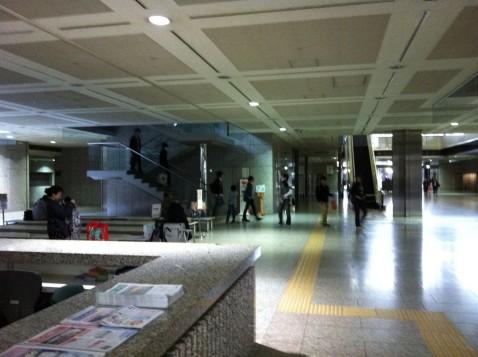 支援物資 - 東京都庁編。12